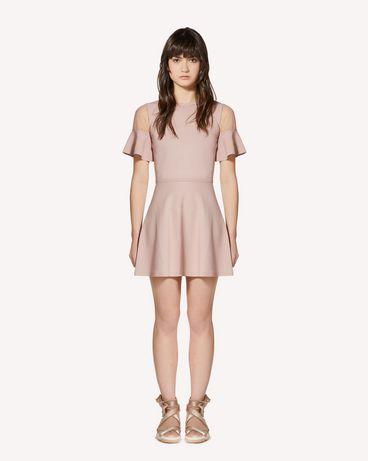REDValentino SR0KDB084NW KS0 Knit Dresses_NONUSARE Woman f