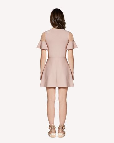 REDValentino SR0KDB084NW KS0 Knit Dress Woman r