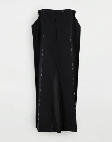 ПЛАТЬЯ Платье с контурным швом Черный