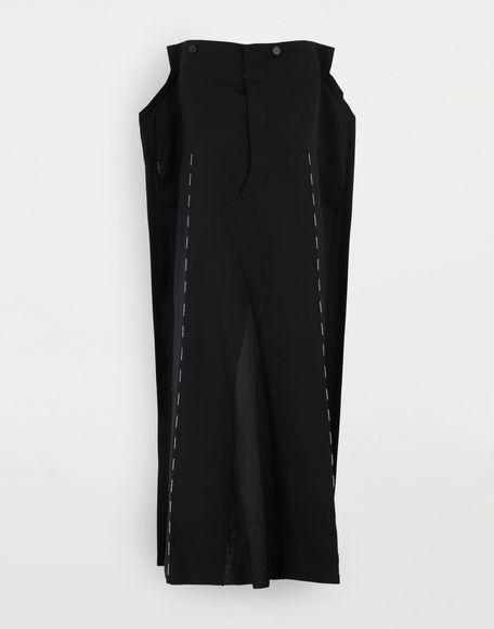 MAISON MARGIELA Outline dress Long dress Woman f
