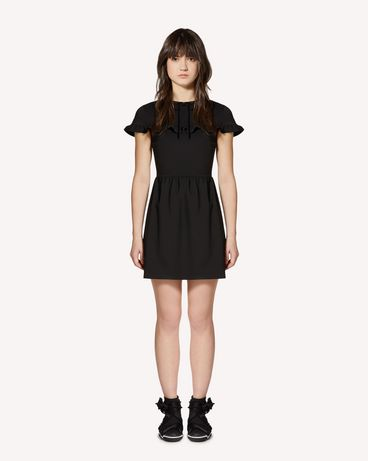 REDValentino SR0MJ02S4QH 0NO Short dress Woman f
