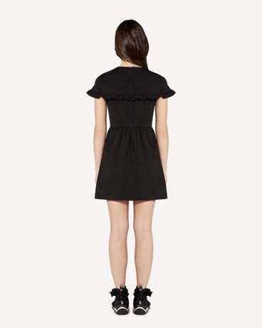 REDValentino SR0MJ02S4QH 0NO Short dress Woman r