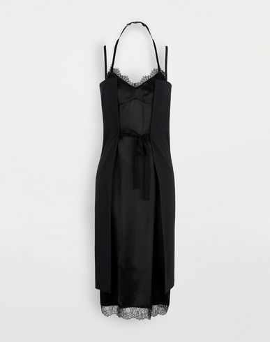 DRESSES Multi-wear panel dress Black