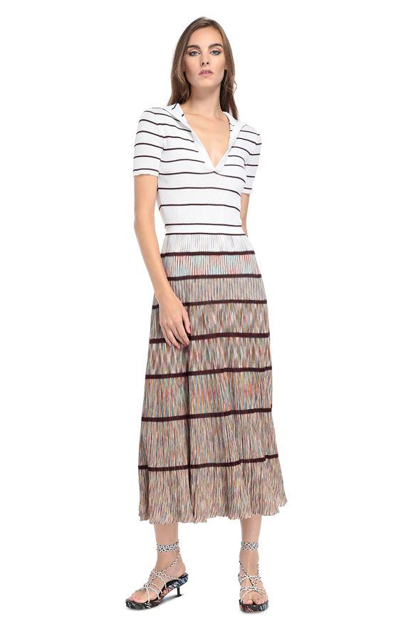 MISSONI Dress Woman, Frontal view