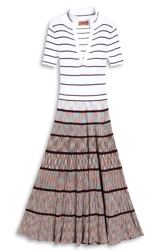 MISSONI Dress Woman, Detail