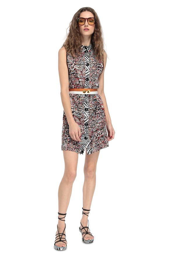 MISSONI Dress Woman, Frontal view