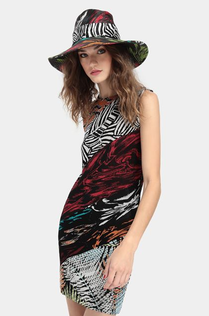 MISSONI Dress Red Woman - Front