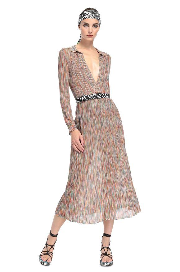 MISSONI Платье Для Женщин, Вид спереди