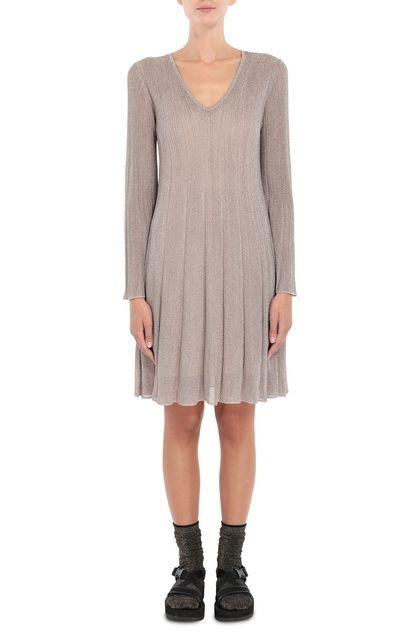 M MISSONI Kleid Platin Dame - Rückseite