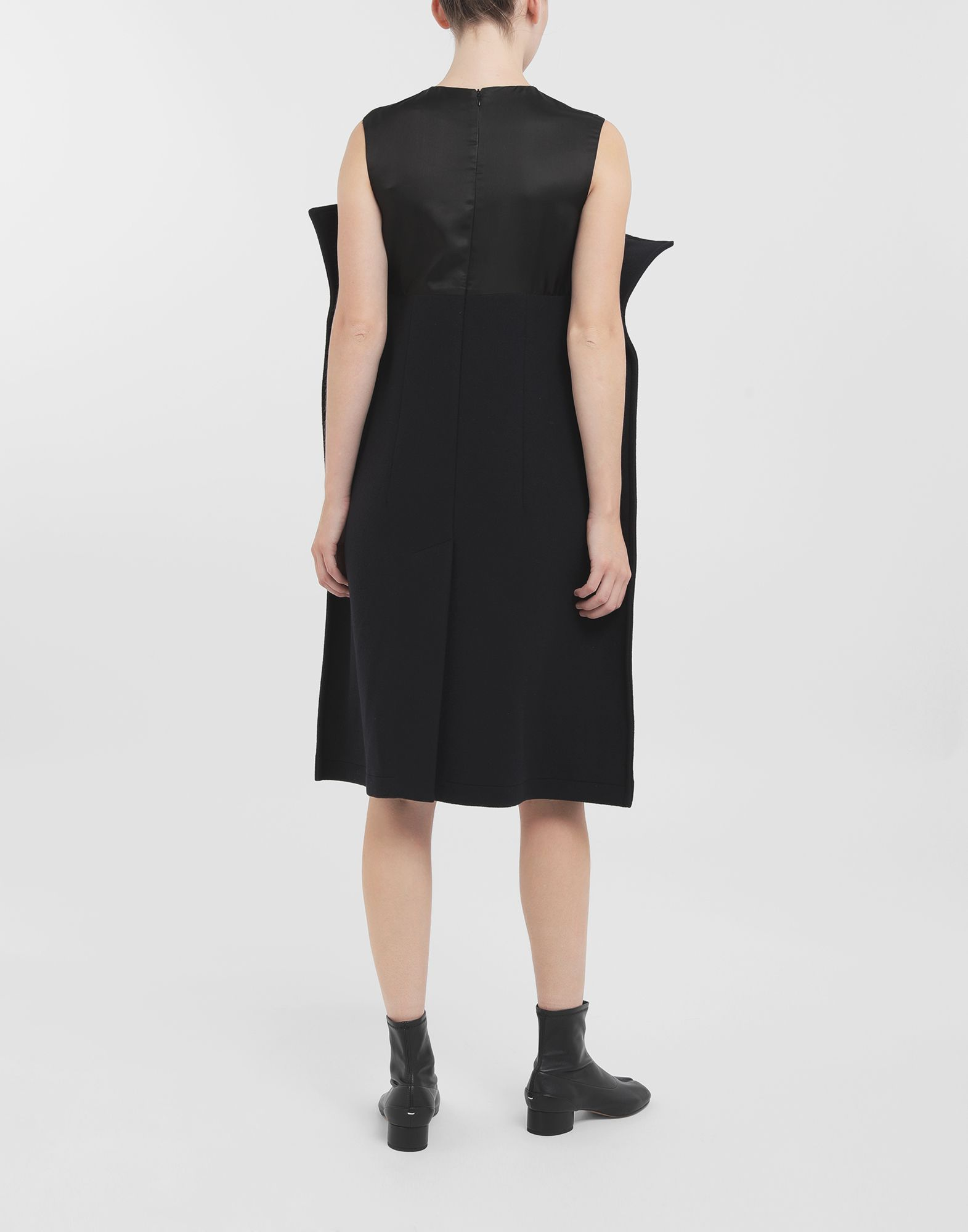 MAISON MARGIELA Bustier wool dress Dress Woman e