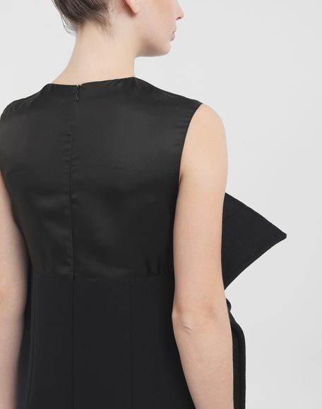 MAISON MARGIELA Bustier wool dress Dress Woman a