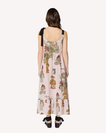REDValentino SR0VAI054HP KY0 Long and midi dresses Woman r