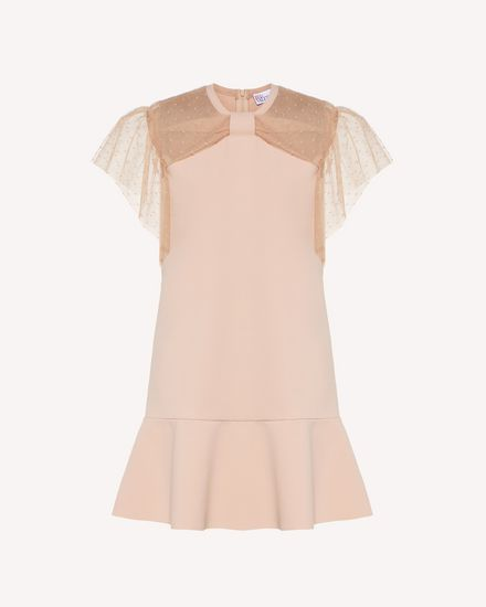 REDValentino Short dress Woman SR0MJ03D4QF KS0 a
