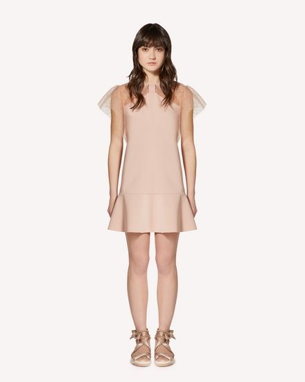 REDValentino Short dress Woman SR0MJ03D4QF KS0 f