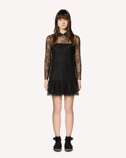 REDValentino Short dress Woman SR0VAH554JK 0NO f