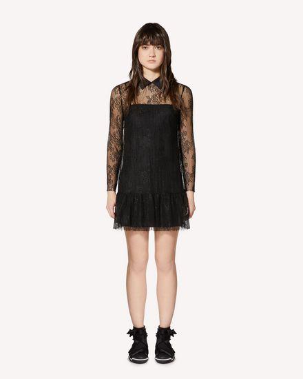 REDValentino Короткое платье Для Женщин SR0VAH554JK 0NO f
