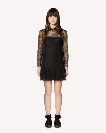 REDValentino SR0VAH554JK 0NO Short dress Woman f