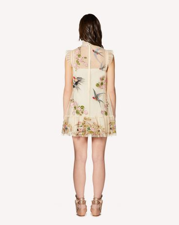 REDValentino SR0VA05E4KP AM0 Short dress Woman r