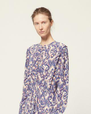 ISABEL MARANT ÉTOILE SHORT DRESS Woman YANDRA DRESS r