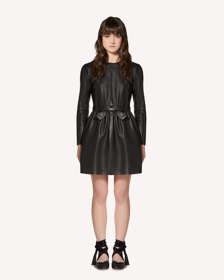 REDValentino Short dress Woman SR0ND00D4M9 0NO f