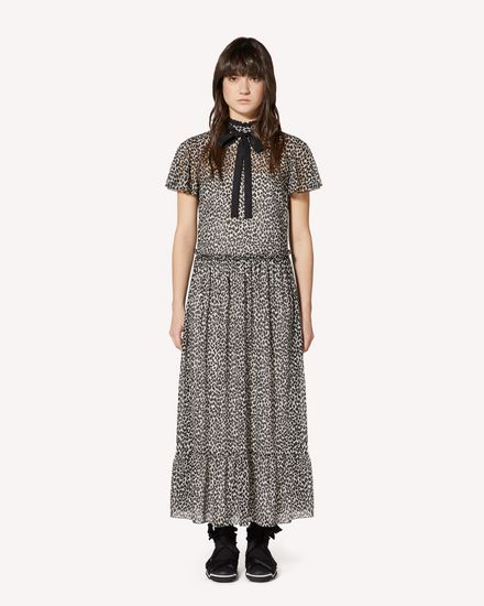 REDValentino Long and midi dresses Woman SR0VAI854JV 031 f