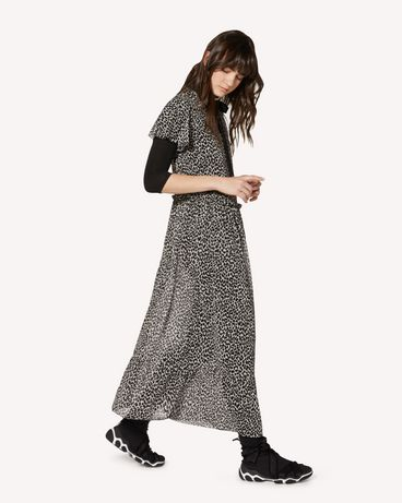 REDValentino SR0VAI854JV 031 Long and midi dresses Woman d