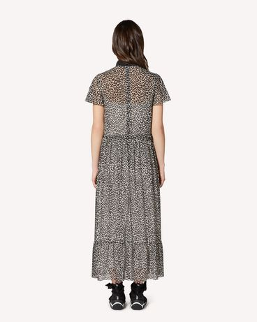 REDValentino SR0VAI854JV 031 Long and midi dresses Woman r