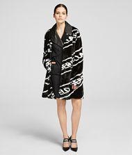 KARL LAGERFELD K/Styles Tuxedo Dress 9_f