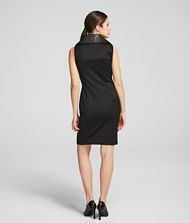 KARL LAGERFELD K/Styles Tuxedo Dress Dress Woman e