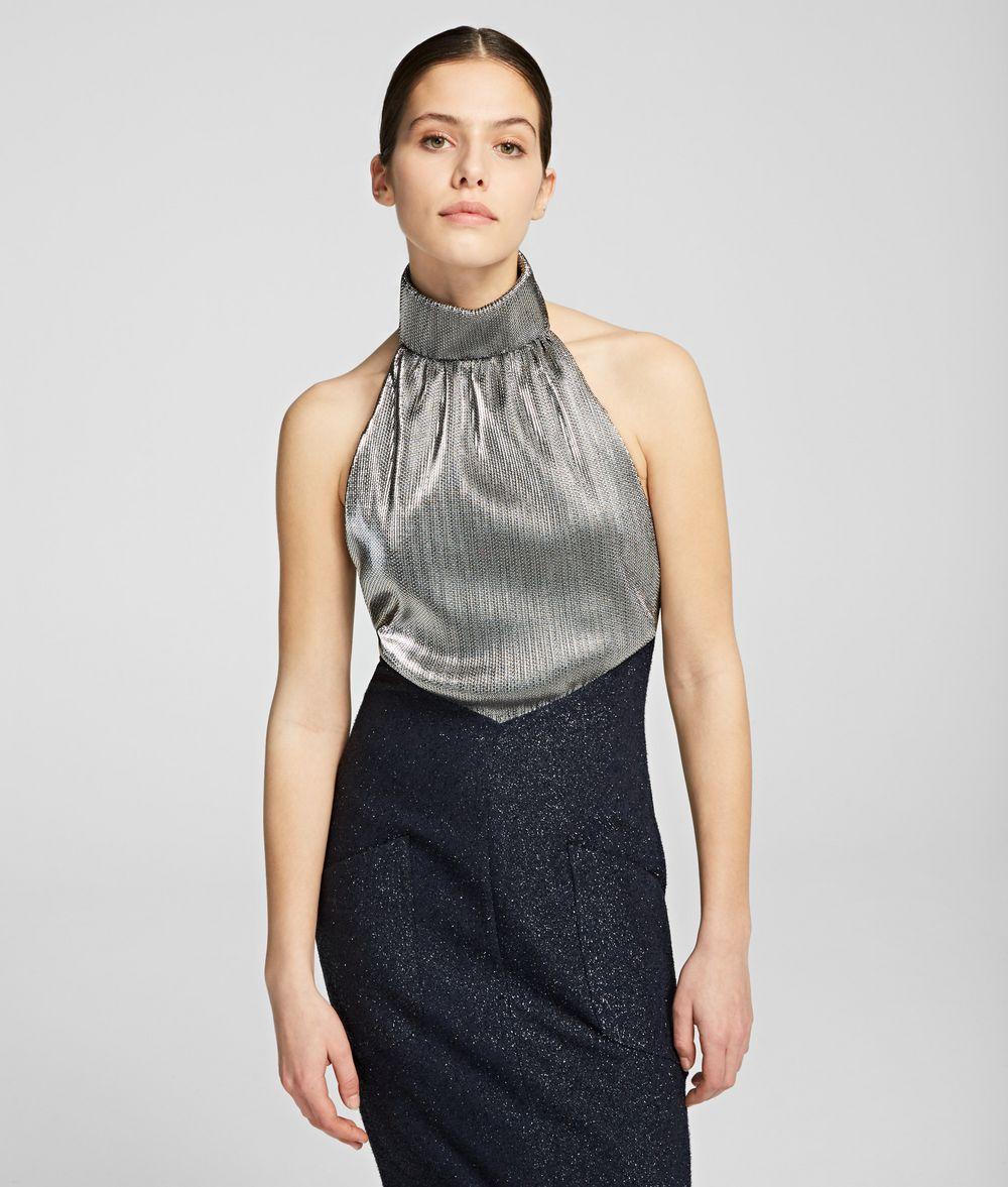 KARL LAGERFELD K/Styles Midi Dress Dress Woman f