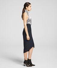 KARL LAGERFELD K/Styles Midi Dress 9_f