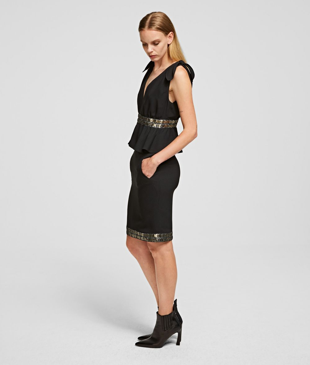 KARL LAGERFELD K/Styles Cocktail Dress Dress Woman d