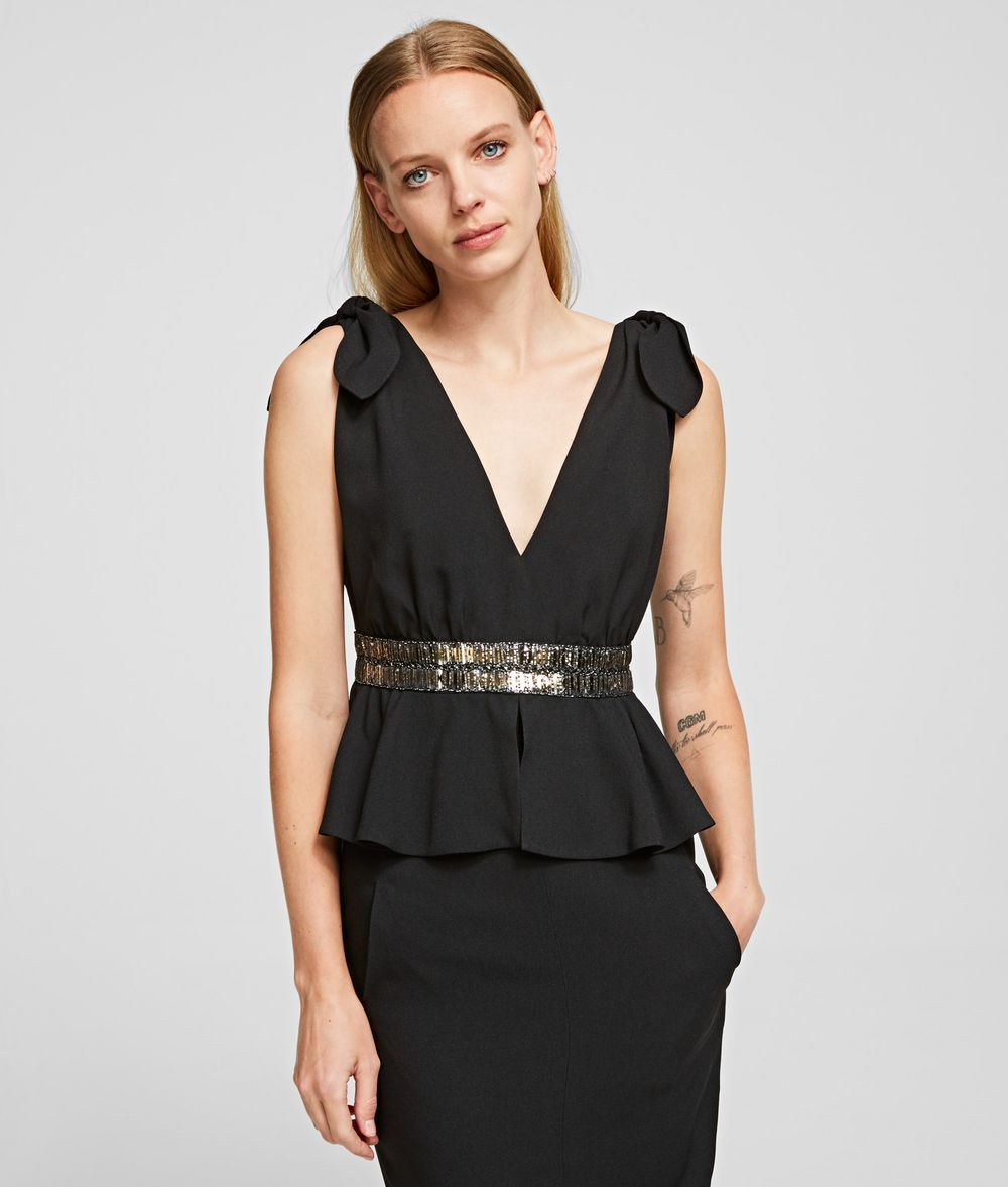 KARL LAGERFELD K/Styles Cocktail Dress Dress Woman f