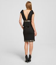 KARL LAGERFELD K/Styles Cocktail Dress 9_f