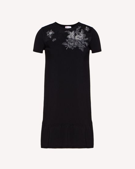 REDValentino Short dress Woman SR0KDB004MH 0NO a