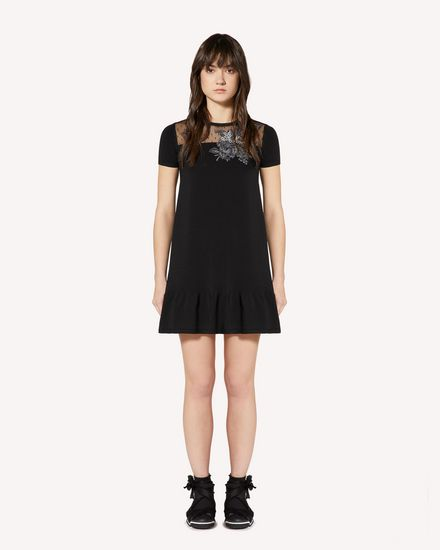 REDValentino Short dress Woman SR0KDB004MH 0NO f