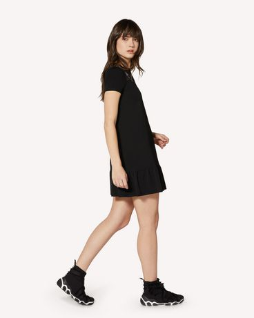 REDValentino SR0KDB004MH 0NO Knit Dress Woman d