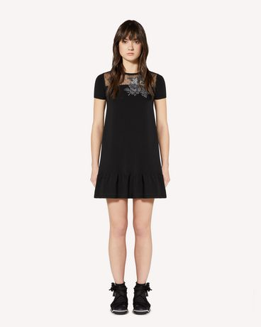 REDValentino SR0KDB004MH 0NO Knit Dress Woman f