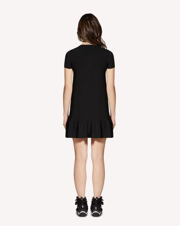 REDValentino SR0KDB004MH 0NO Knit Dress Woman r