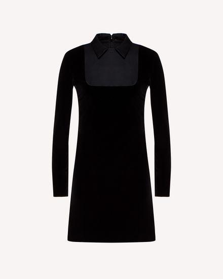 REDValentino Short dress Woman SR0VAH504JN 0NO a