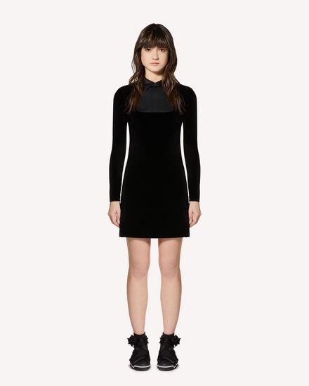 REDValentino Short dress Woman SR0VAH504JN 0NO f