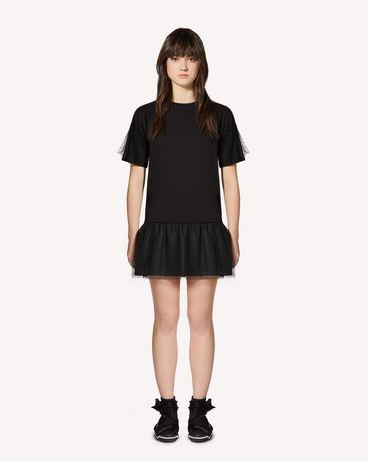 REDValentino SR0MJ03E4Q2 0NO Short dress Woman f