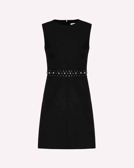 REDValentino Short dress Woman SR0VAK200VM 0NO a