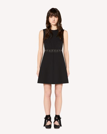 REDValentino Short dress Woman SR0VAK200VM 0NO f