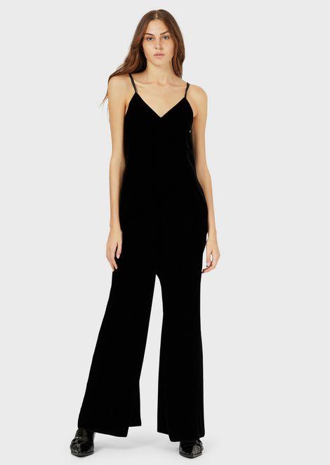 online store 04653 3d05e Abiti e vestiti da donna | Lunghi e corti | Emporio Armani
