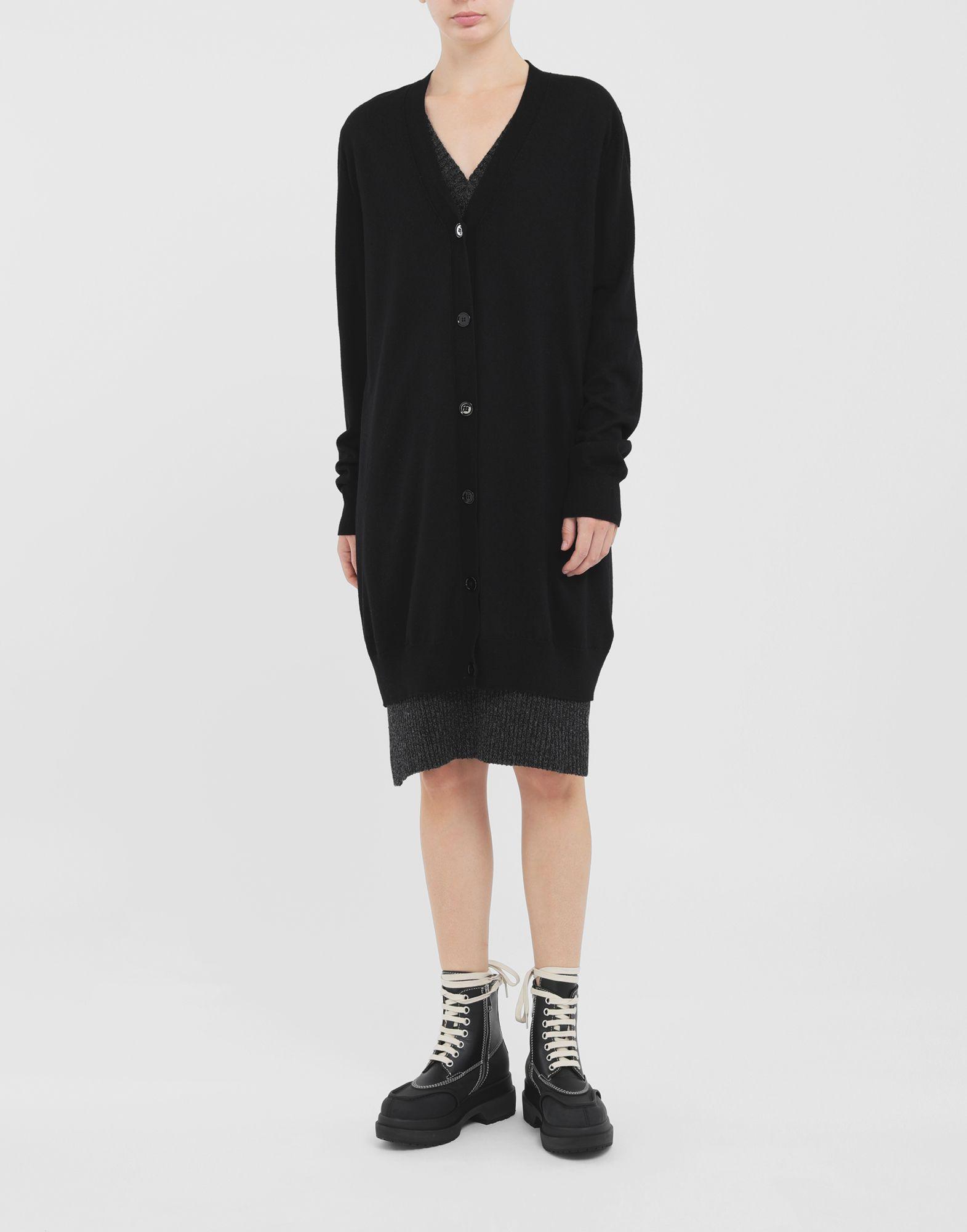 MM6 MAISON MARGIELA Multi-wear cardigan dress Dress Woman r