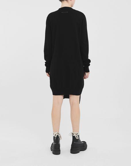 MM6 MAISON MARGIELA Multi-wear cardigan dress Dress Woman e