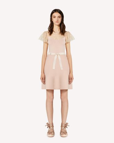 REDValentino Knit Dresses_NONUSARE Woman f