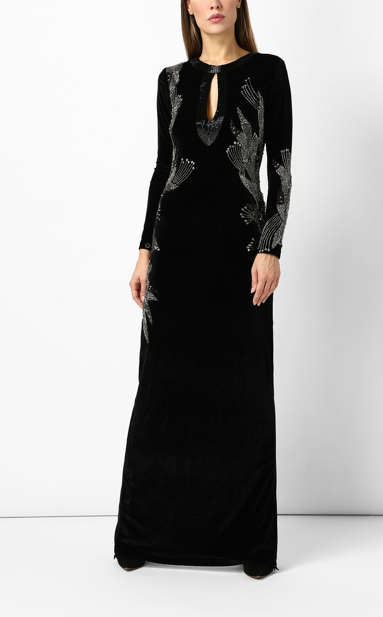 JUST CAVALLI Elegant velvet dress Dress Woman d