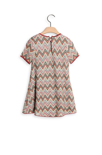 MISSONI KIDS Dress Red Woman - Front